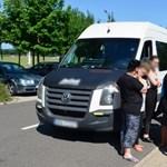 Nem aprózta el a szabályok megsértését ez a bolgár sofőr