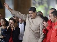 Puccsot emleget a venezuelai elnök, Maduro