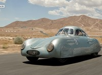 Eladó a Porsche legendás első autója