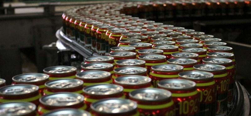 A cseheknek is innen viszik a sört – nemsokára 2,5 millió hektorlitert gyártanak Bőcsön