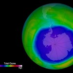 1988 óta nem volt olyan kicsi az ózonlyuk, mint most