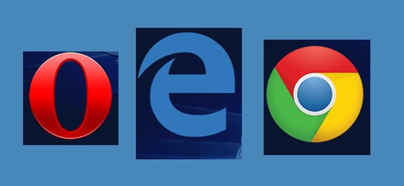 Várható volt: az Opera visszavág a Microsoft böngészőtesztjének
