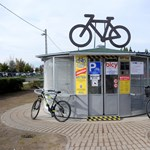Ilyen biciklitárolókat szeretnénk Budapestre