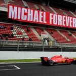 Michael Schumachert soha nem felejtik el a rajongók