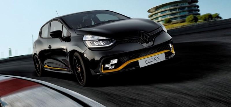 A valós fogyasztása miatt nem lesz az új Renault Cilóból sportváltozat