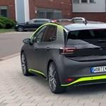 Driftelni is lehet a VW 333 lóerős izgalmas új villanyautójával