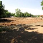 Parkosítják a lebontott margitszigeti teniszstadion helyét