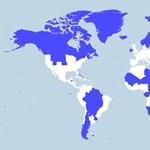 Ez a térkép olyan tényre hívja fel a figyelmet a Földről, amire senki sem gondolna