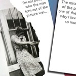 Torn Lives: a megcsonkított fotók történetei