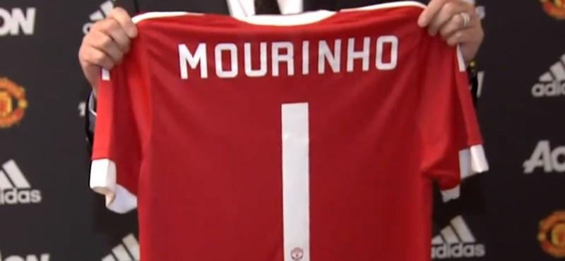 Szevasz, José! Üdv az Old Traffordon, üdv az ígéret földjén!