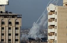 Az izraeli hadsereg megölte a Hamász egy katonai vezetőjét