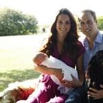 Fotó: ciki vagy cuki az első hivatalos kép György hercegről?