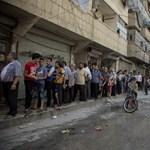 Újra bejutottak a segélyszállítmányok Aleppóba