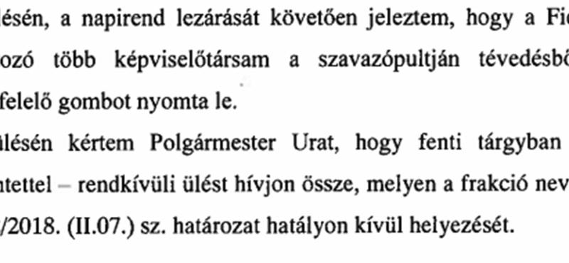 Villámgyorsan visszavonta a zalaegerszegi Fidesz az Orbán vejére nézve kínos döntést