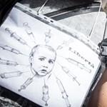 Belehalt a kanyaróba egy beoltatlan kislány Izraelben