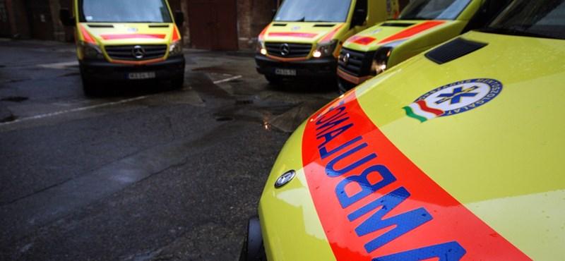 Fizetési botrány a mentőknél: a kincstár szerint nem volt gond a számfejtéssel
