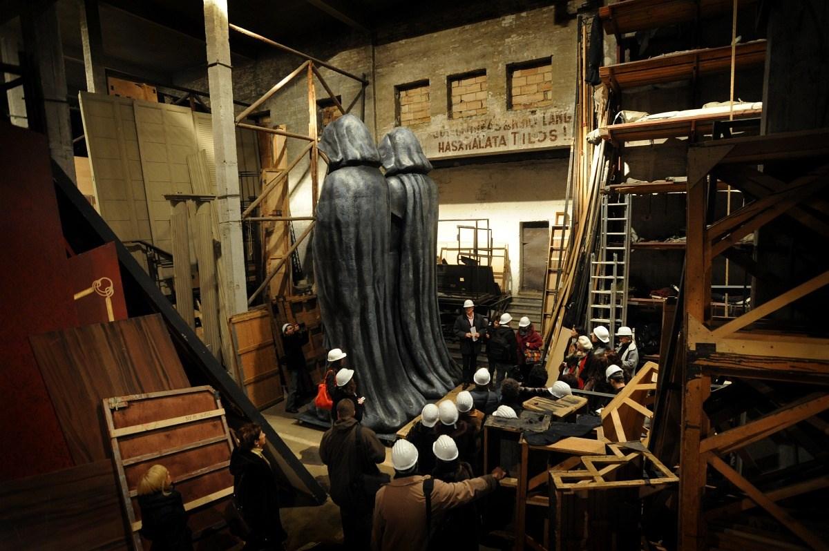 A százéves Erkel Színház, ahogy még sosem látták - Nagyítás-fotógaléria