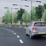 Videó: Zseniális ötlettel termeltetne ingyenáramot az autósokkal egy brit feltaláló