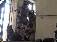 Fegyvert foghatott szomszédjára, a TEK törte rá az ajtót egy férfira a VI. kerületben