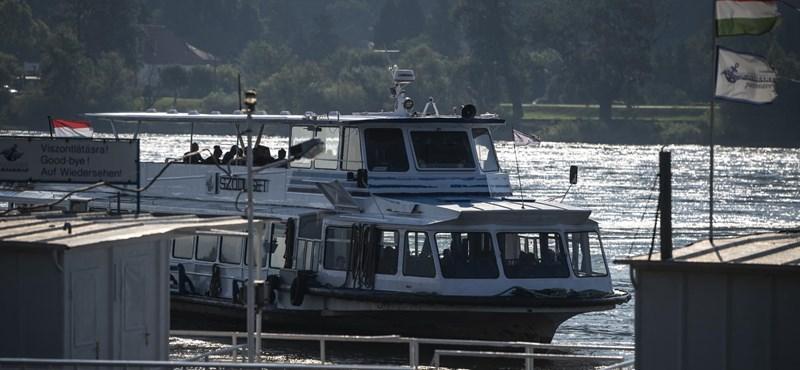 Saját hajót kap a Dunakanyar
