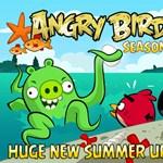 Néhány napig ingyenes a nyári Angry Birds
