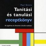 Tanítási és tanulási receptkönyv