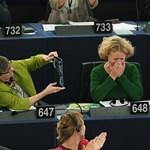 Kétharmaddal fogadta el az EP a Sargentini-jelentést, videón a szavazás pillanata