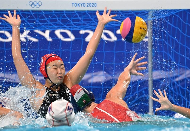 El equipo femenino de waterpolo ganó más de lo esperado y Losley Che terminó su carrera