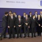 Kezdődik az EU-csúcs Brüsszelben