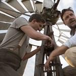 Russell Crowe a szuszt is kinyomta saját filmjéből