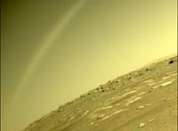 Mintha szivárvány lett volna a Marson, de az lehetetlen – a NASA elmagyarázza, miért