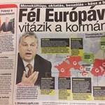 Orbán vitáit térképre vitték: fél Európa piros lett – fotó