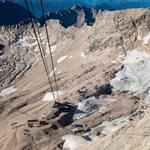 Tíz éven belül eltűnhetnek Németország gleccserei