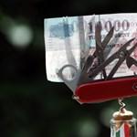 Perhegyekbe csapódhatnak a bankok