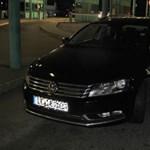 Már majdnem átjutott a határon a Volkswagen, de a magyar rendőrök résen voltak