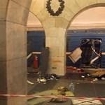 Megnevezték a szentpétervári merénylet gyanúsítottjait