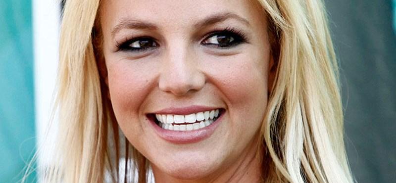 Itt hajtja álomra fejét Britney Spears