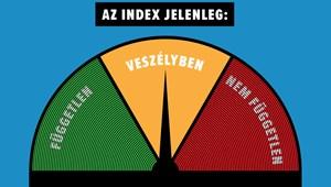 Veszélyhelyzet az Indexnél, átállították a szabadságmutatót