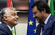 Május 2-án érkezik Budapestre Matteo Salvini