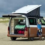 A kempingautók királya: itt az új VW California