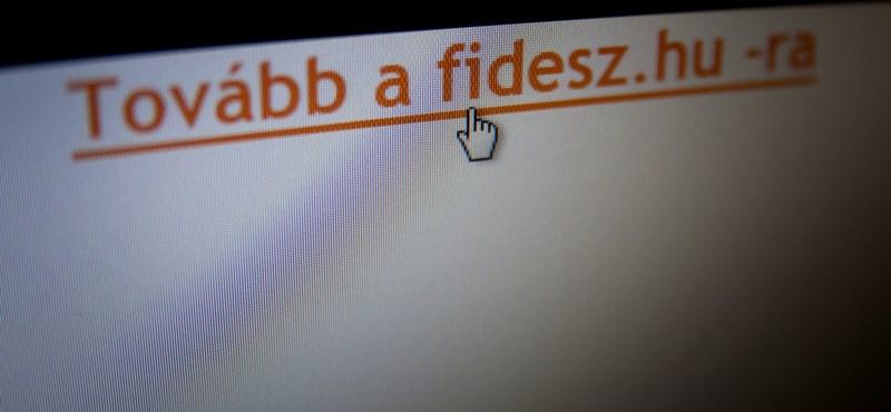 Megpróbálták feltörni a Fidesz honlapját, sikertelenül