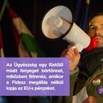 Fekete-Győr: Amikor lopják az EU-s pénzt, akkor bezzeg félrenéz az ügyészség