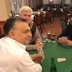 Orbán meló után így vezette le a gőzt - fotó