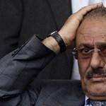 """Jemeni elnök: """"nem adom át a hatalmat"""""""