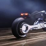 A BMW feltalálta a jövő motorját, amivel soha nem fogunk elesni