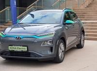 Hyundai villanyautókkal bővült a MOL Limo flottája