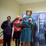 Erzsébetvárosban is több száz ajánlást másolhatott Lévai Katalin pártja