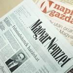 Orbánék a Nemzet exfőszerkesztőjével építtetnék fel új lapjukat