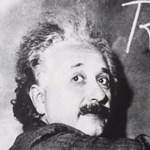 Szellemidézés: hallgassa meg magától Einsteintől a relativitáselmélet lényegét
