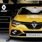 Minden korábbinál erősebb lett az új Renault Mégane RS Trophy